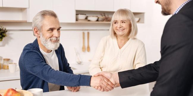 Assurance de prêt immobilier senior ou plus de 60 ans
