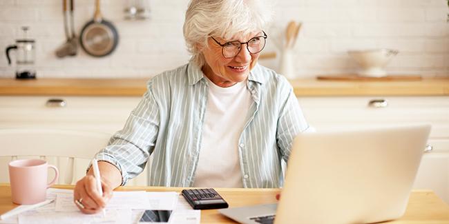 Calendrier du paiement des retraites et pensions
